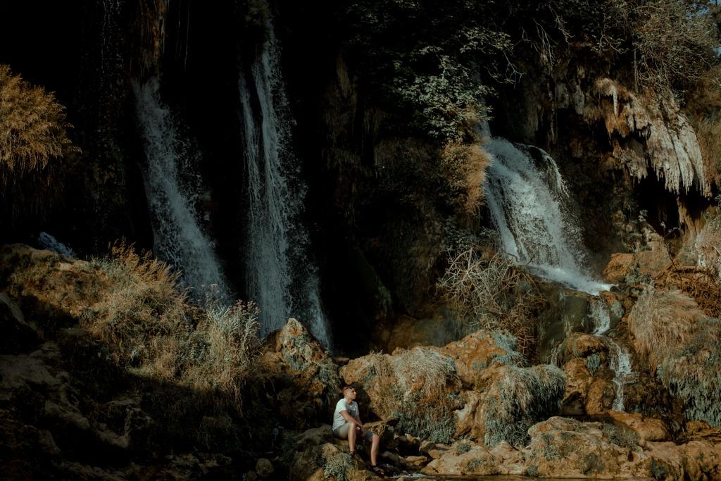 Wodospady Kravica- ciekawe i nieznane miejsca w Bośni