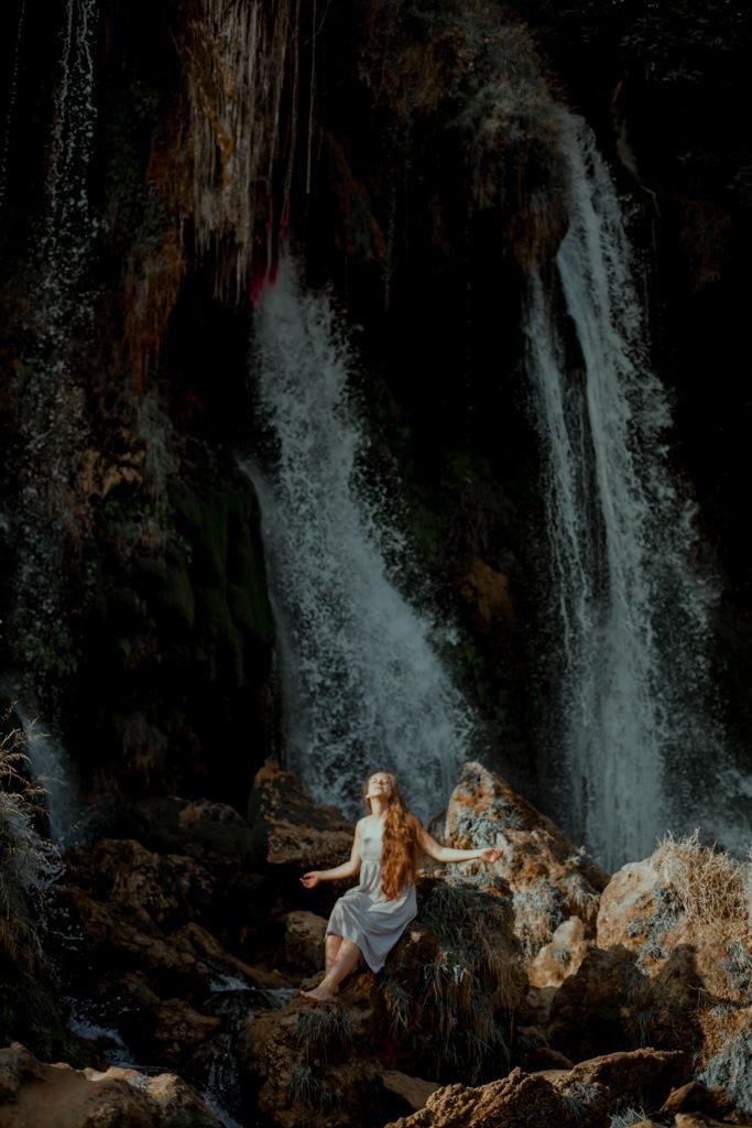 Wodospady Kravica. Nieznane miejsca w Europie