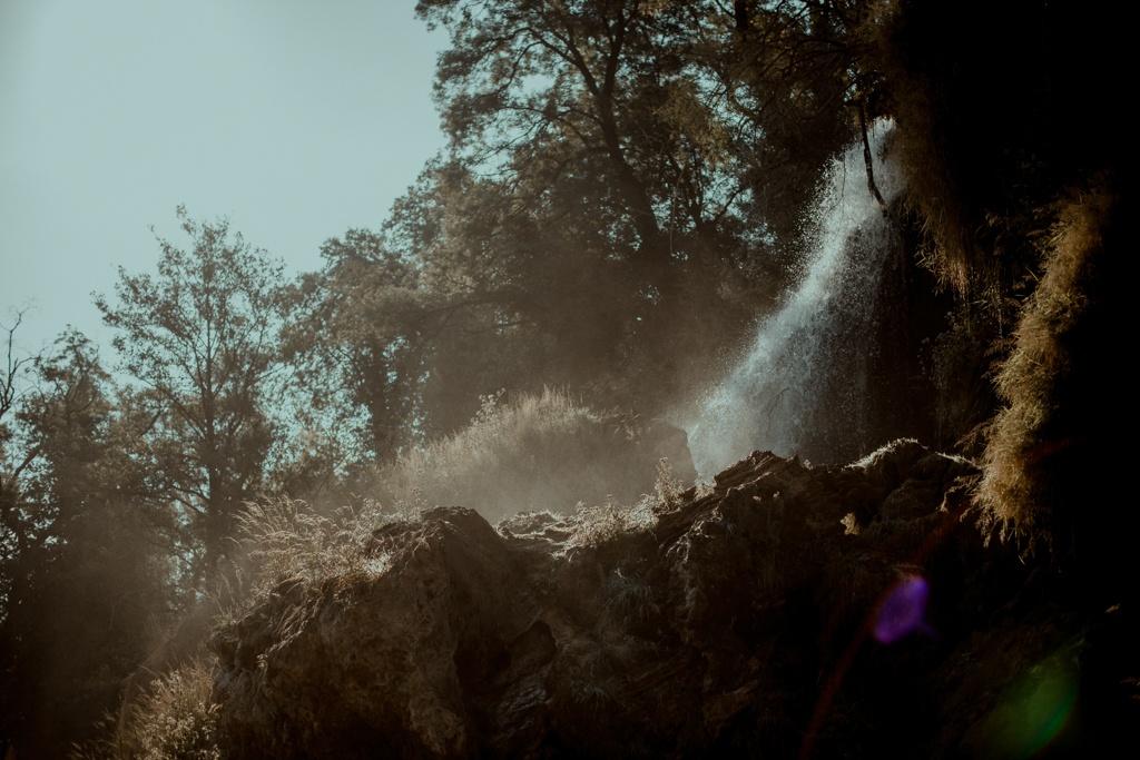 Wodospady Kravica. Tajemnicze miejsca w Europie