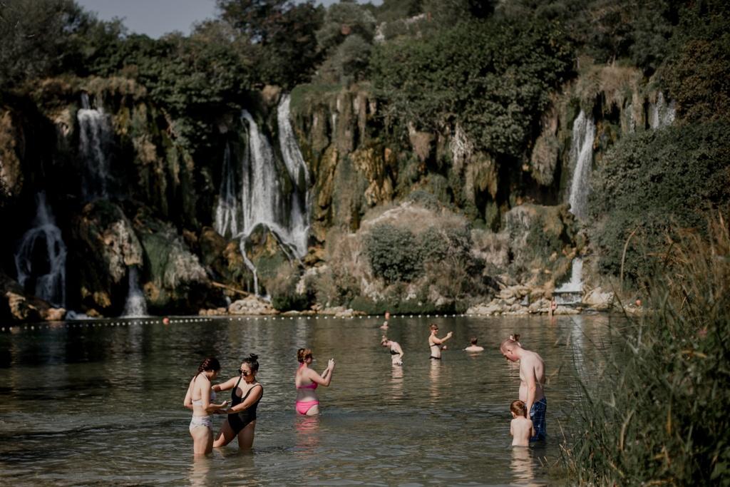 Wodospady Kravica. Wczasy w Bośni
