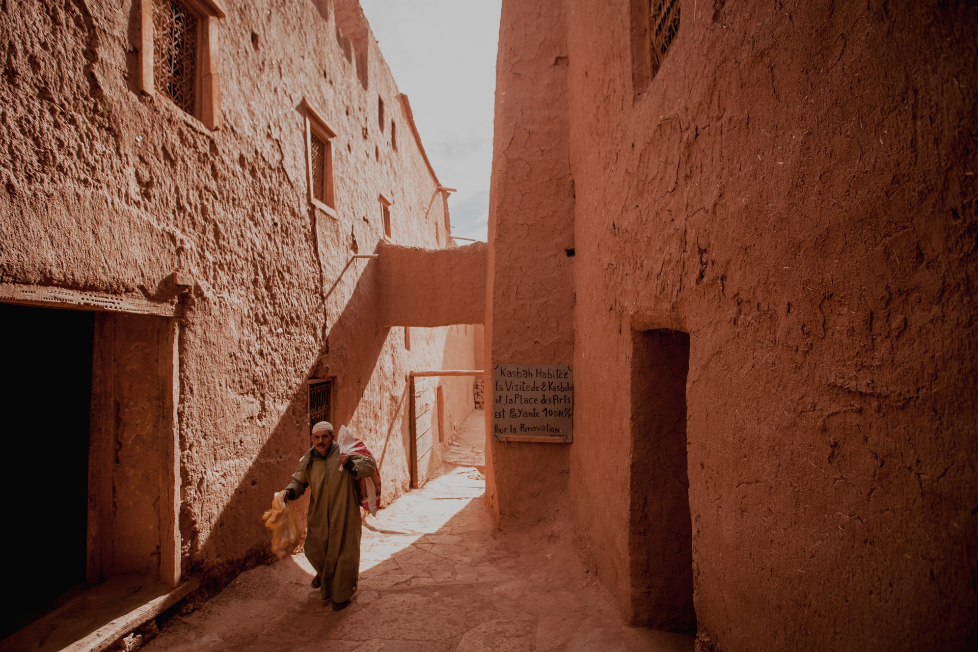 Kazby Maroko - najlepsze w Ajt Bin Haddou