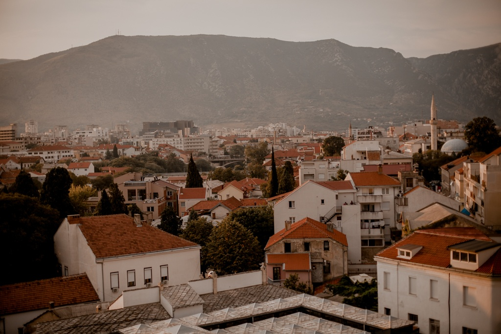 Bośnia - transport, podróżowanie