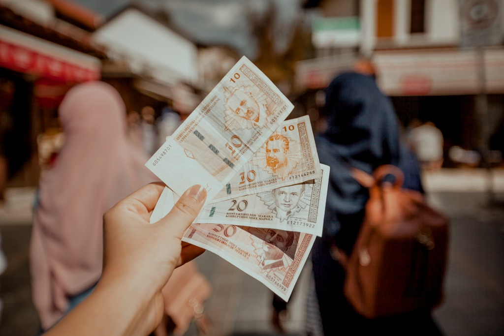 Bośnia i Hercegowina - waluta, ceny