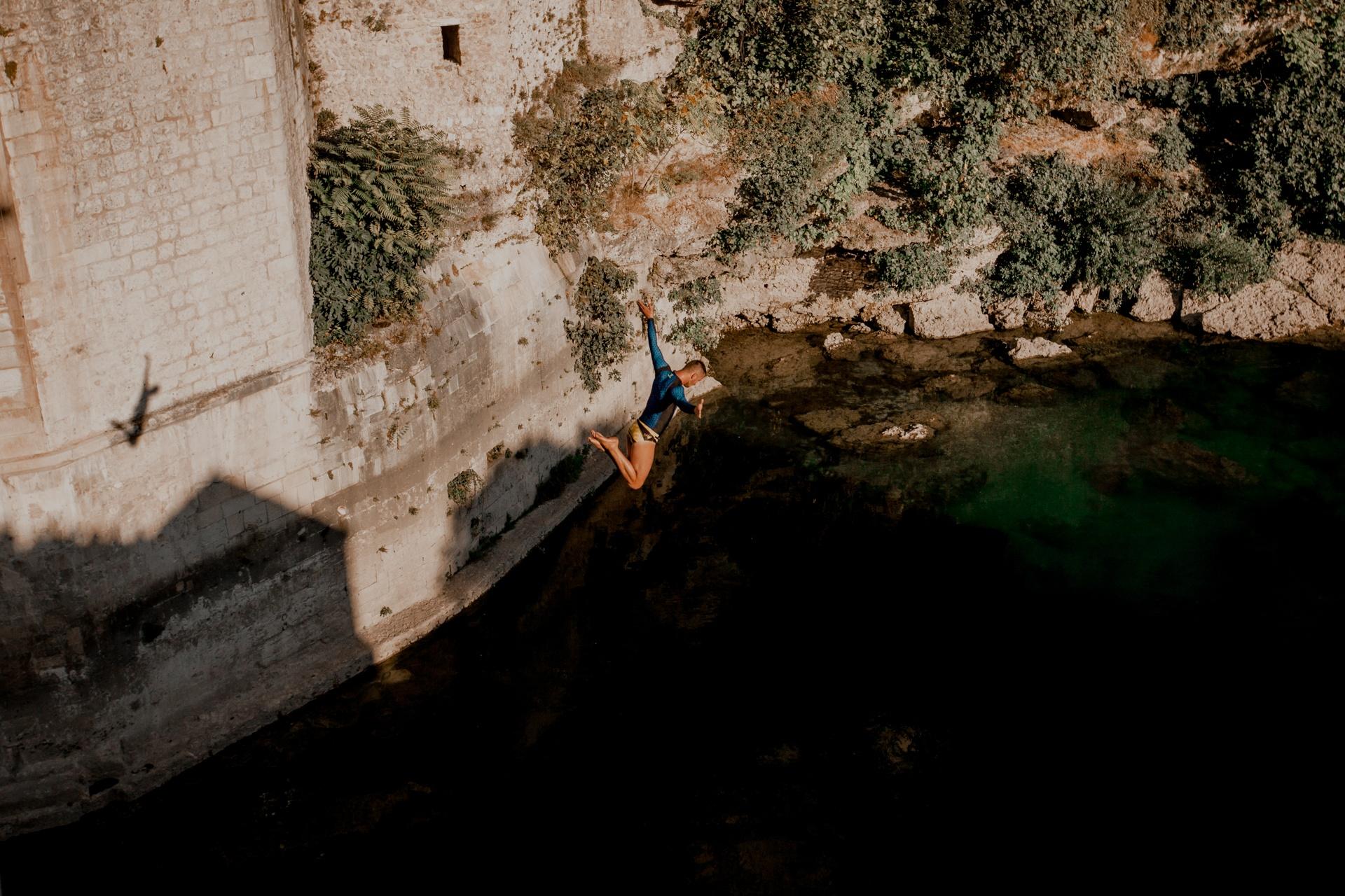 Mostar skoczkowie