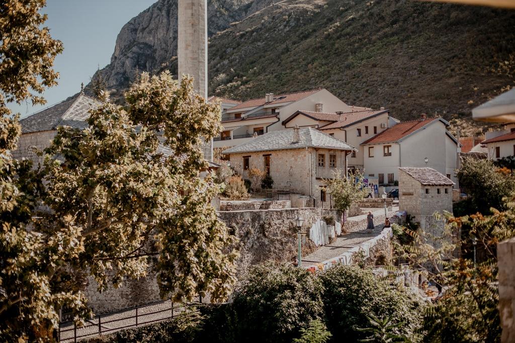 Mostar - zdjęcia, historia, most