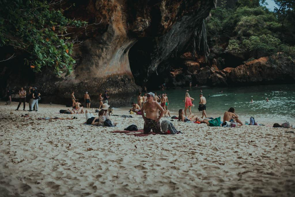 Phra Nang - Railay Beach