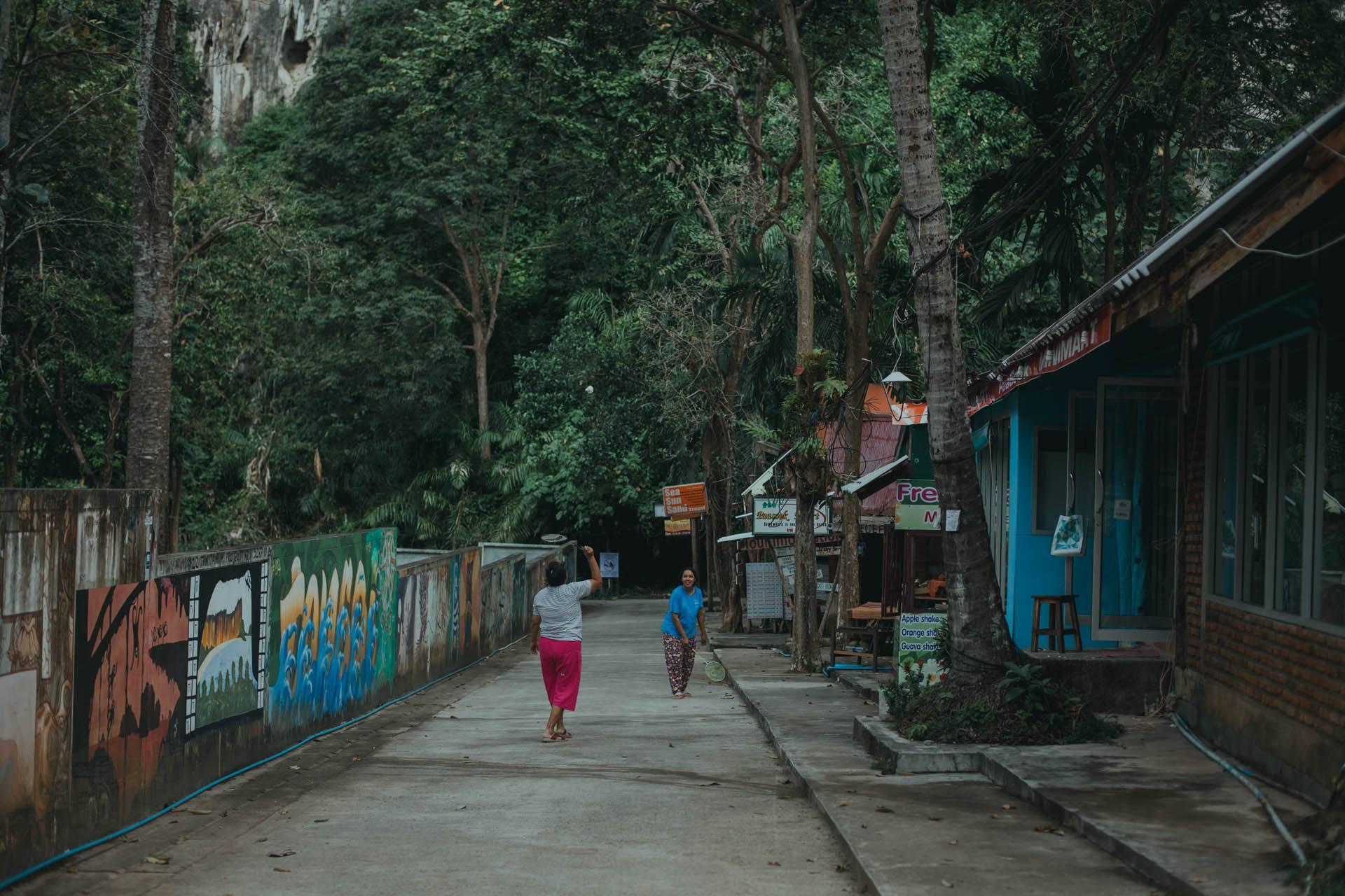 Tonsai - Krabi - Tajlandia