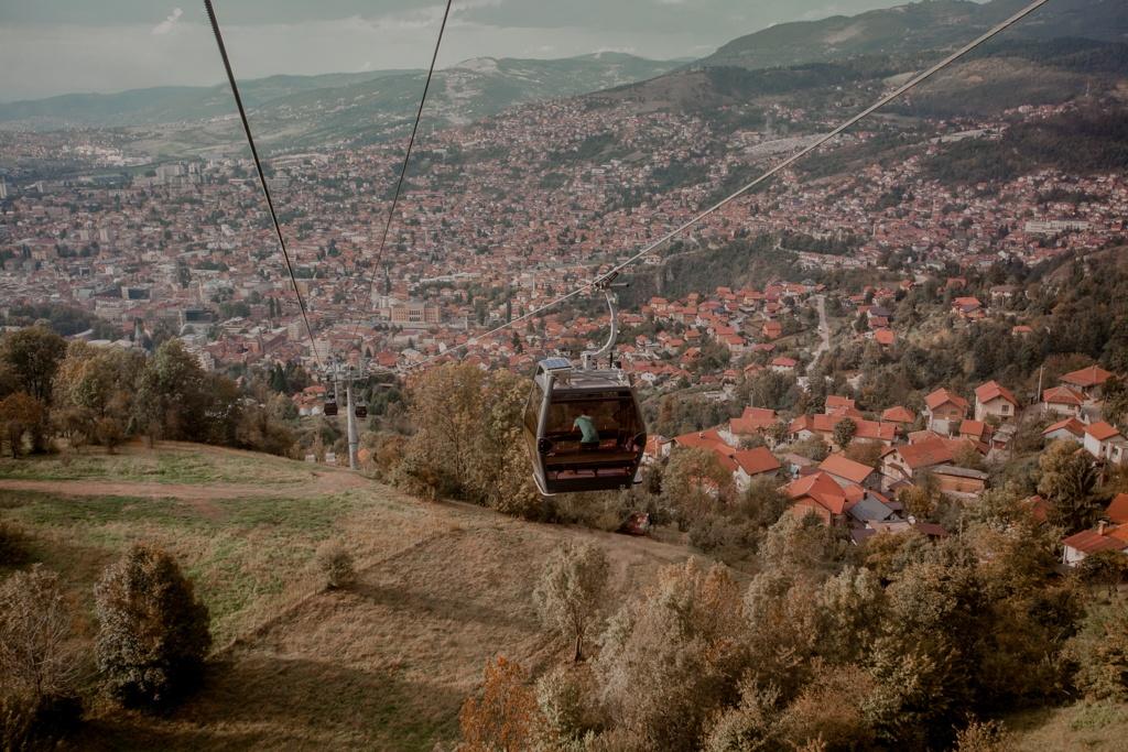 Bośnia autobusy