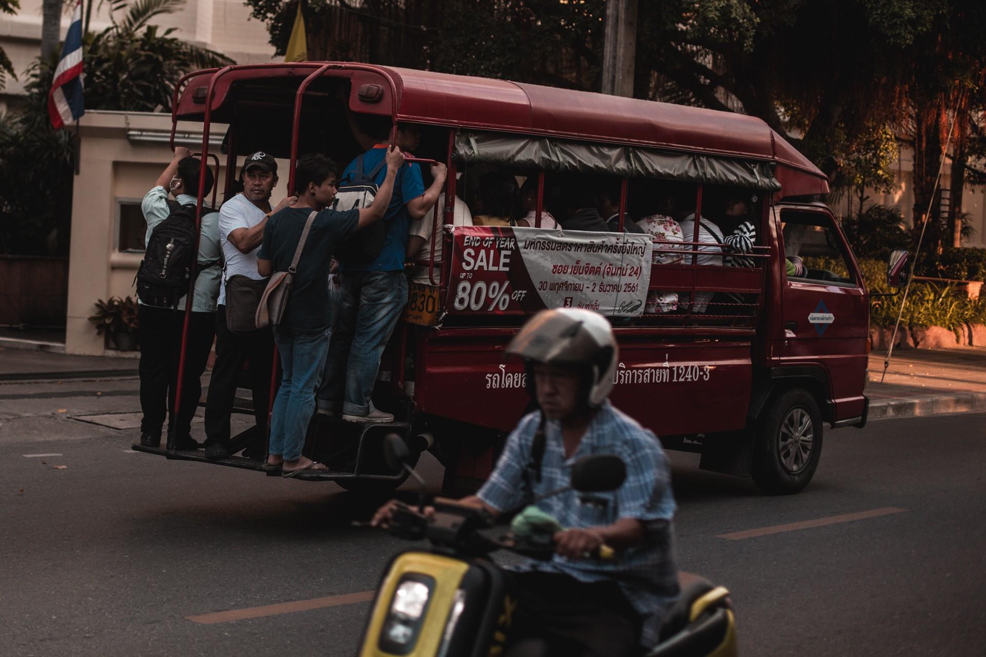 Tajlandia, poradnik, ceny, informacje praktyczne, zdjęcia, Bangkok i okolice