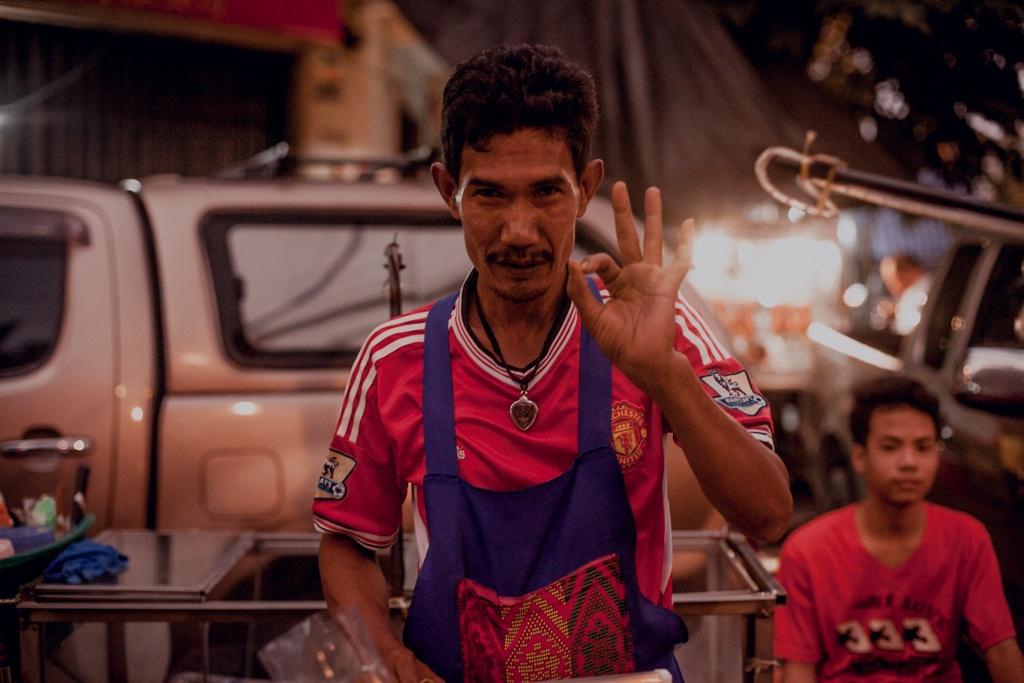 Tajlandia - jedzenie, street food, ceny w Tajlandii