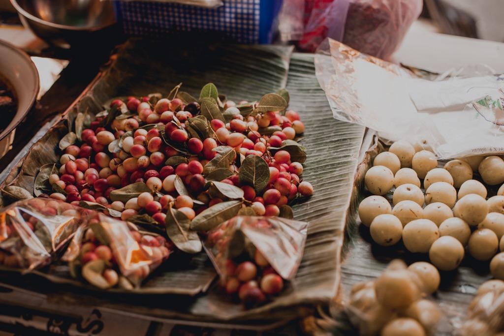Tajlandia, ceny, street food
