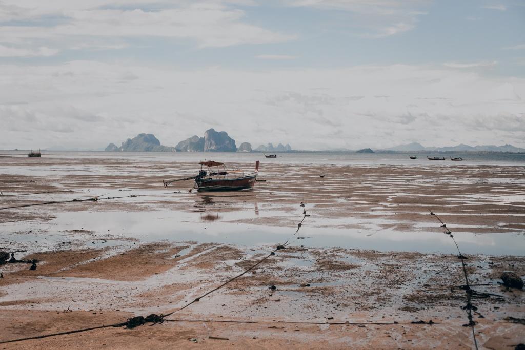 Tajlandia - przypływy i odpływy, transport, pogoda