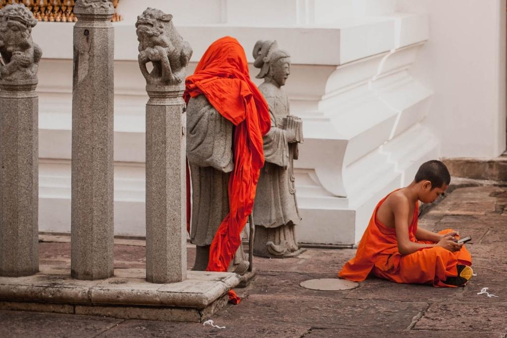 Tajlandia - mnisi