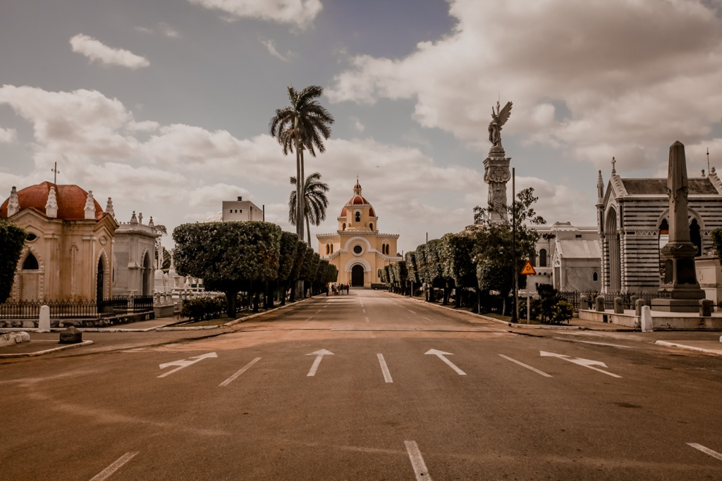 santeria, Kuba, Hawana