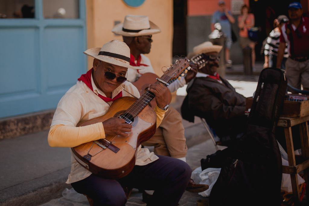 Hawana - piosenki kubańskie