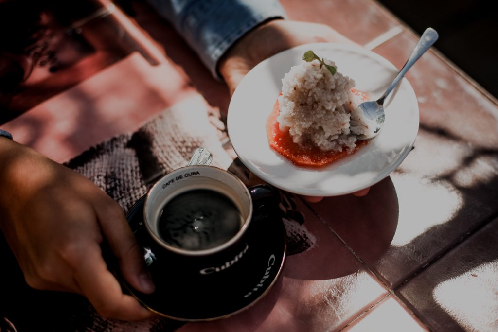 Hawana - jedzenie