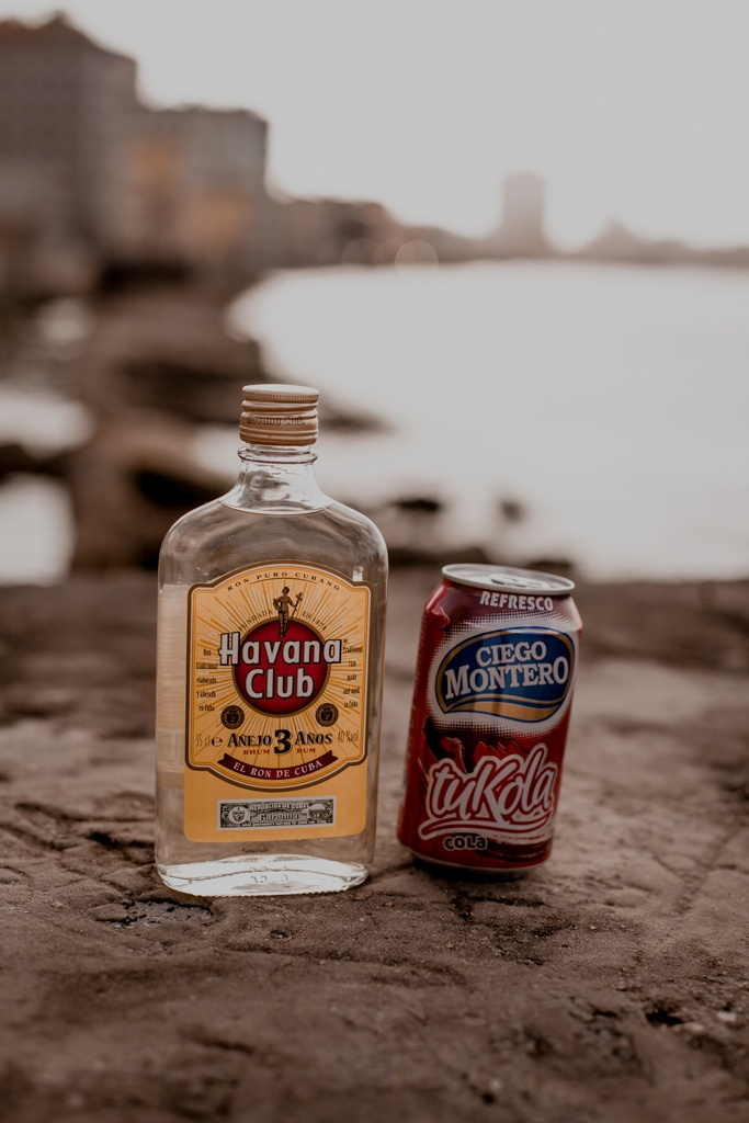 Hawana, Kuba. Cygara i rum