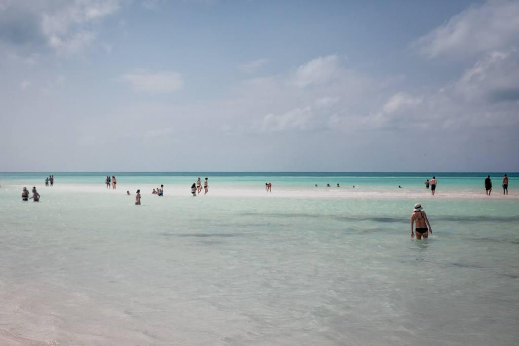 Kuba - najlepsze plaże. Wakacje, Kuba