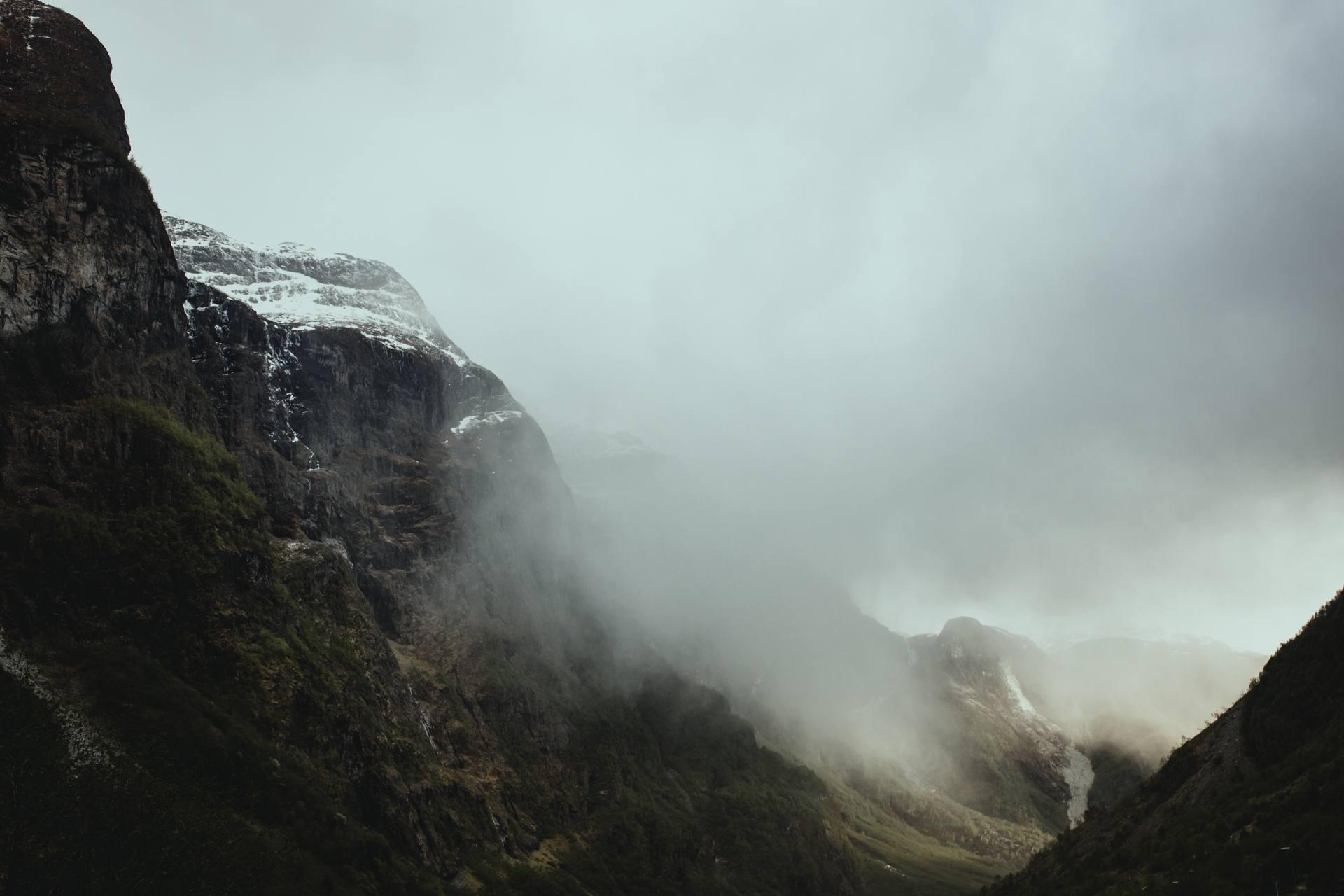 Flam, atrakcje, norwegia