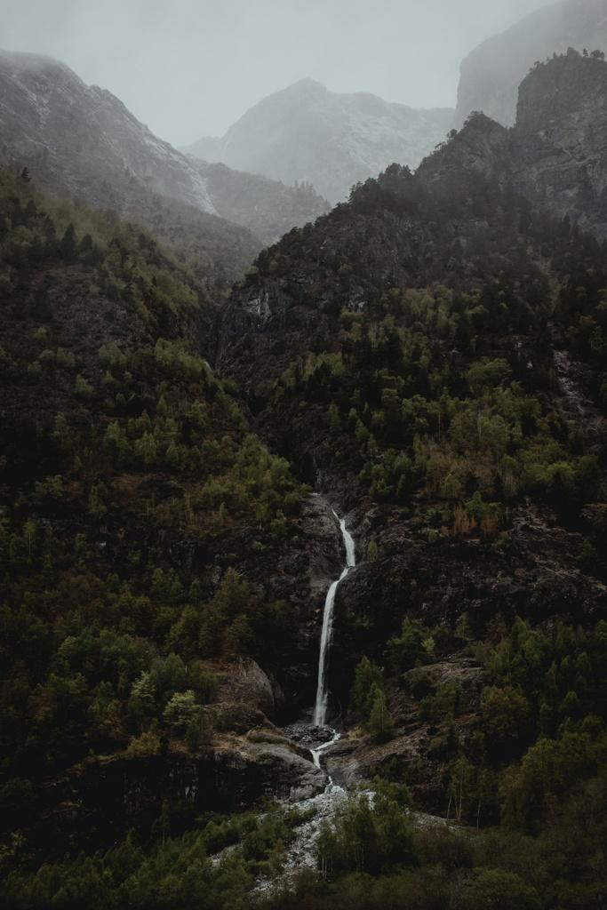 Sognefjord, Norwegia, Gudvangen, Flam, Naroyfjord