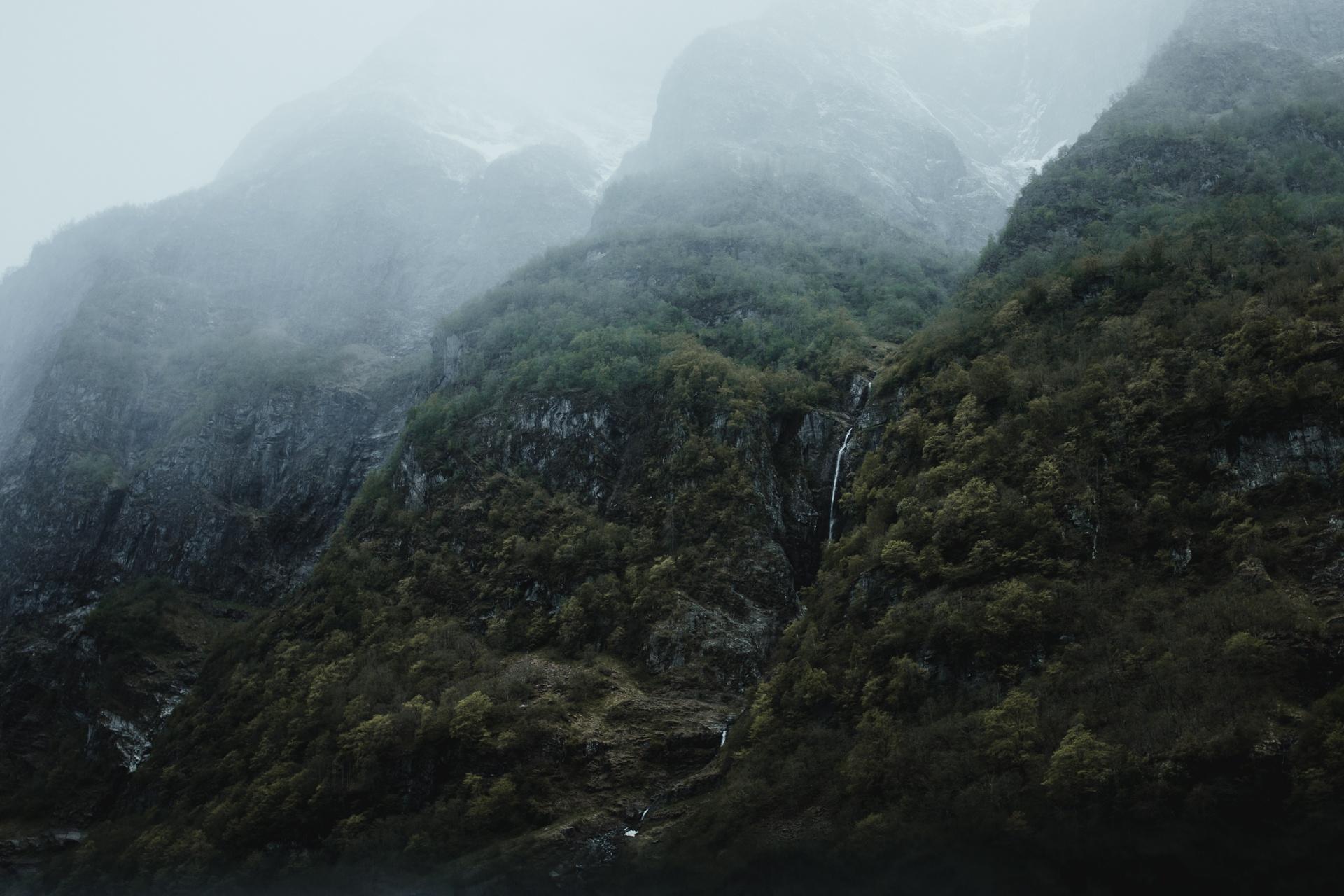 Sognefjord Norwegia