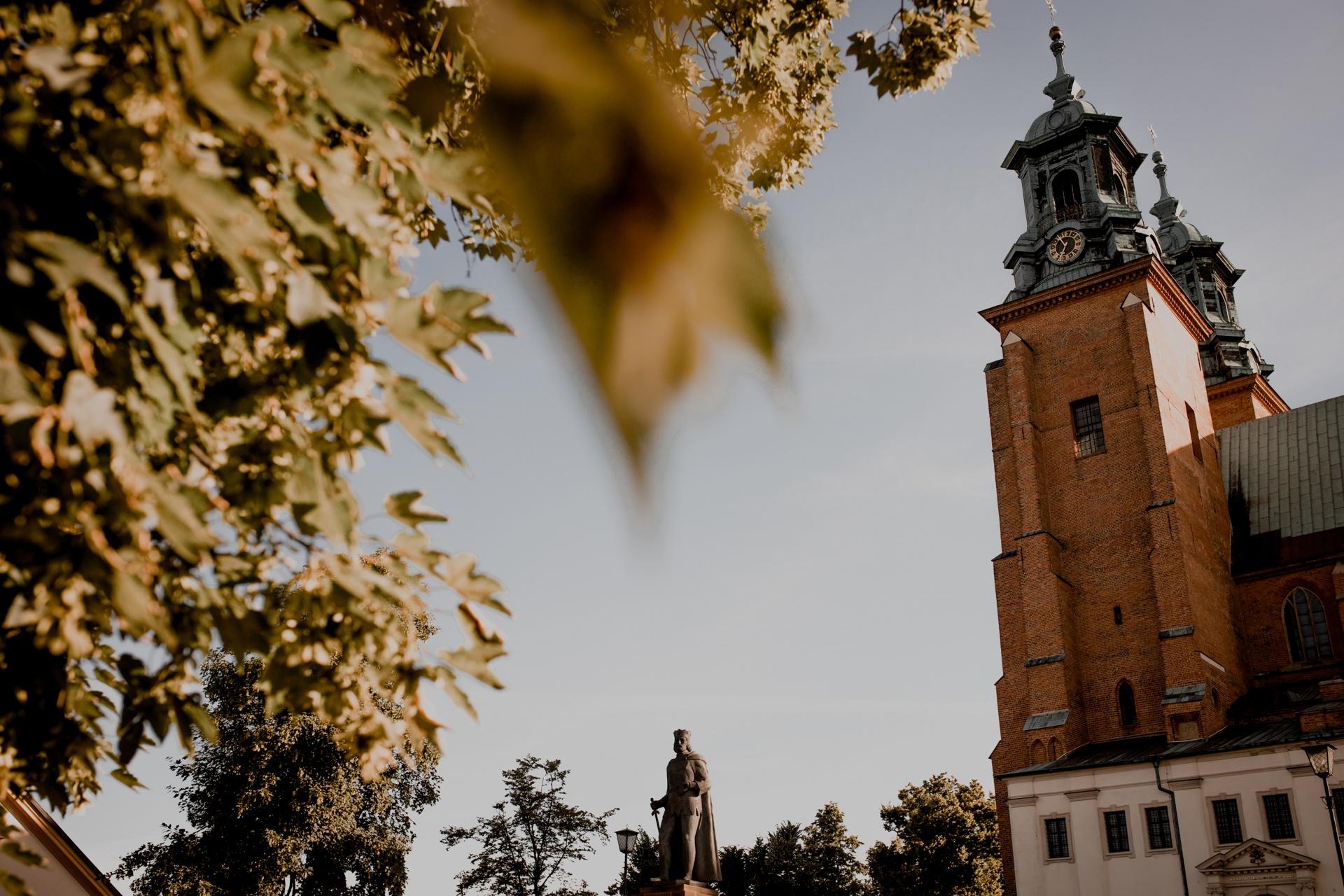 Trakt Królewski w Gnieźnie Ciekawe miejsca, zabytki, królika GOń!
