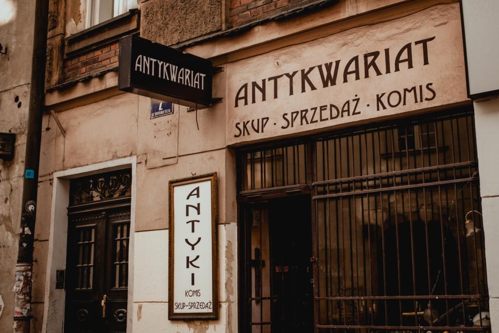 Krakowski Kazimierz - zdjęcia, mapa