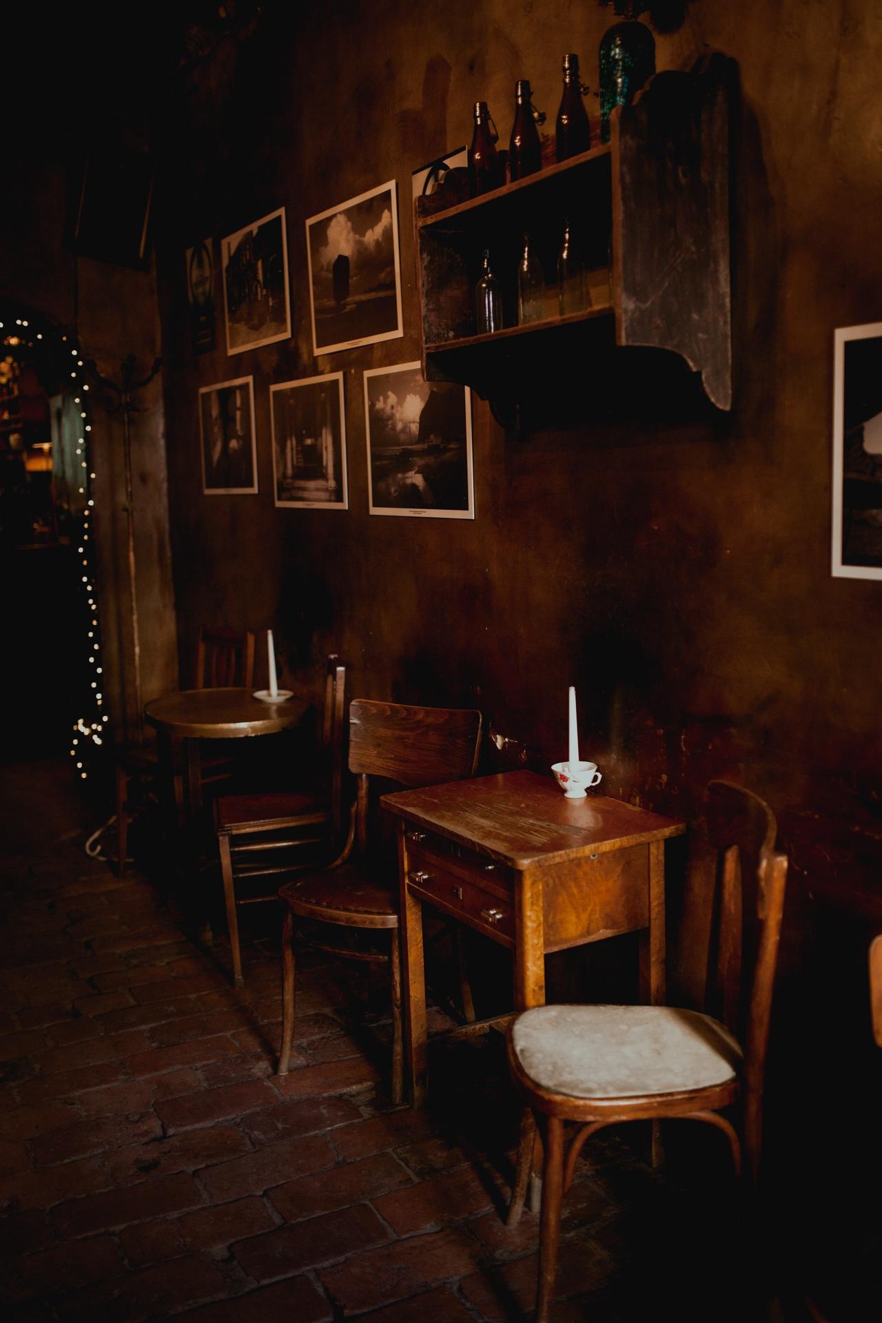 Lokale - kawiarnie, restauracje na Kazimierzu w Krakowie