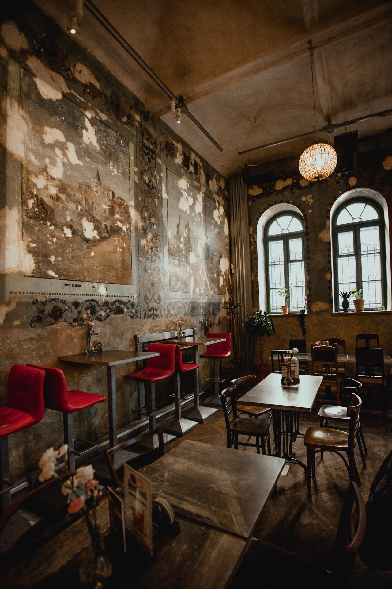 Restauracje na krakowskim Kazimierzu