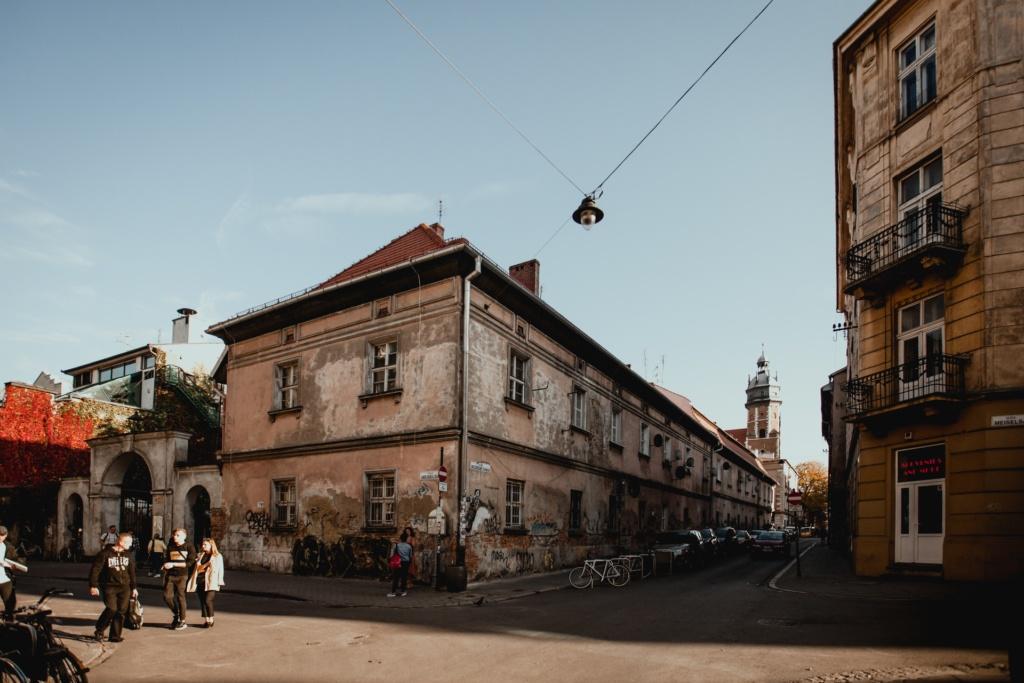 Kraków Kazimierz atrakcje turystyczne