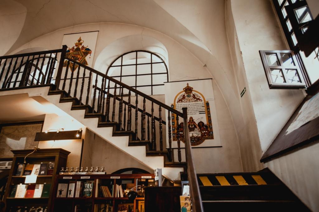 Zdjęcia z Kazimierza w Krakowie