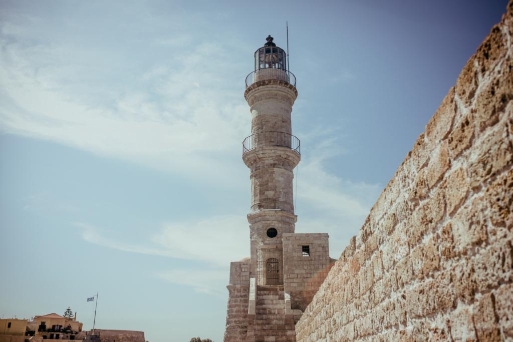 Chania - miasto na Krecie