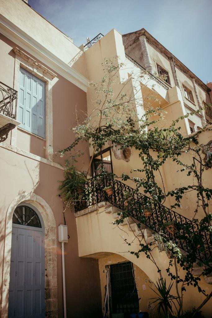 Chania w Grecji