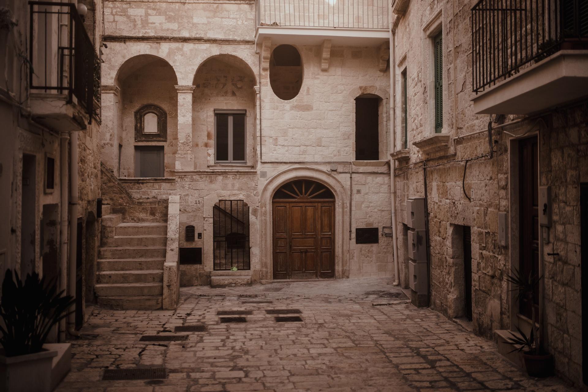 Przepiękne Polignano we Włoszech