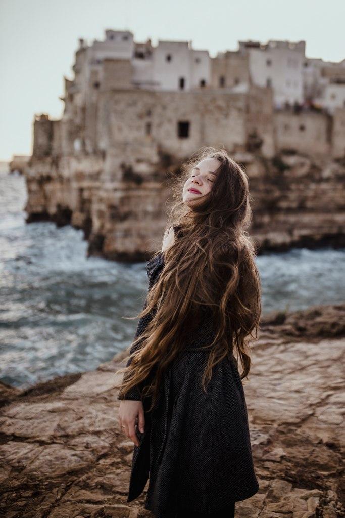 Polignano a Mare w Apulii