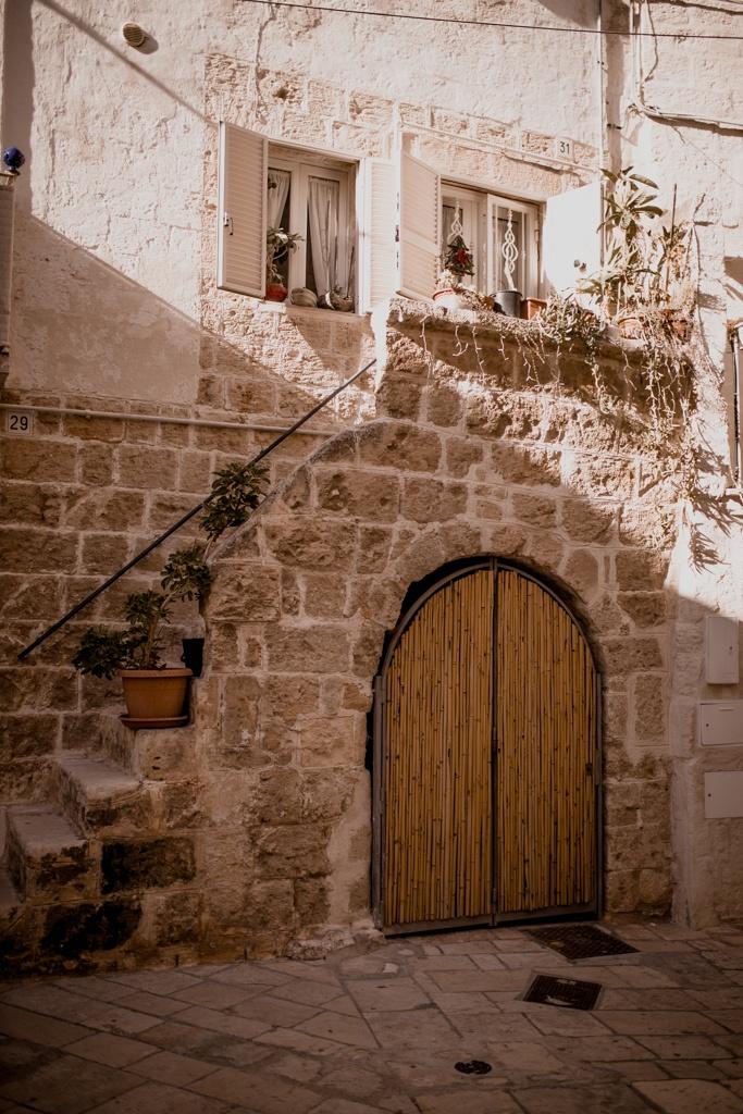 Apulia - klimatyczne miasteczko Polignano a Mare