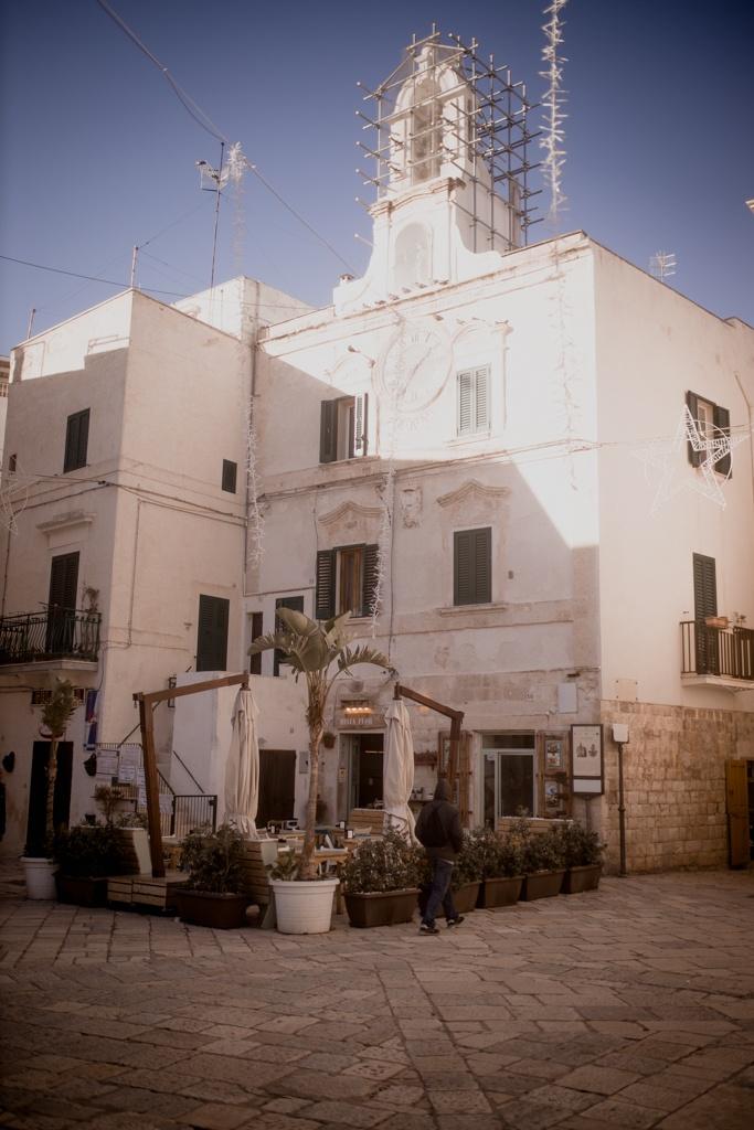 Apulia - klimatyczne miasteczko Polignano