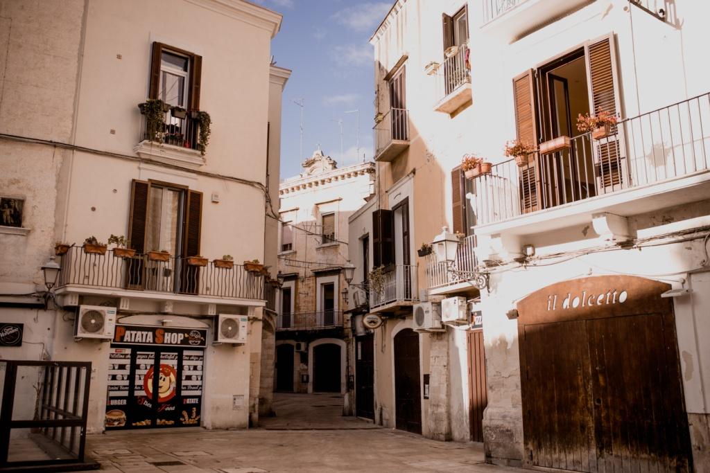 Miasteczka we włoskiej Apulii