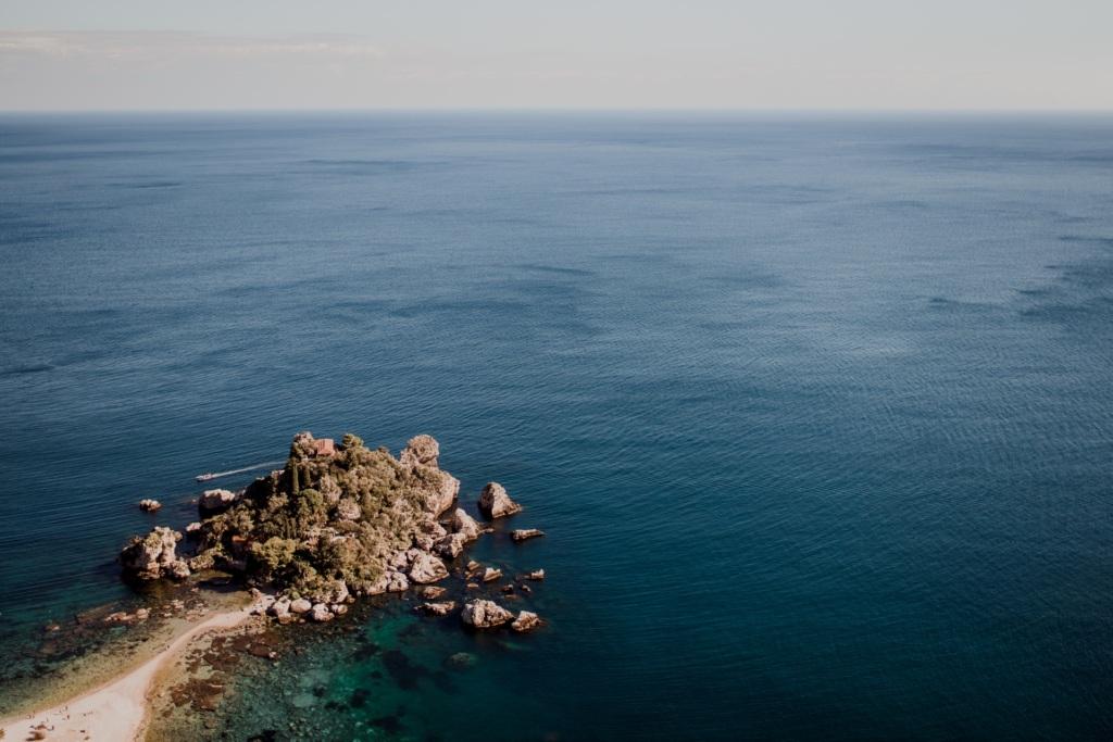 Włochy - Taormina na Sycylii