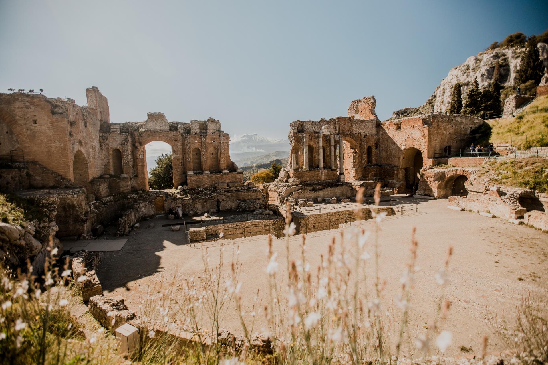 Taormina - atrakcje, ciekawe miejsca