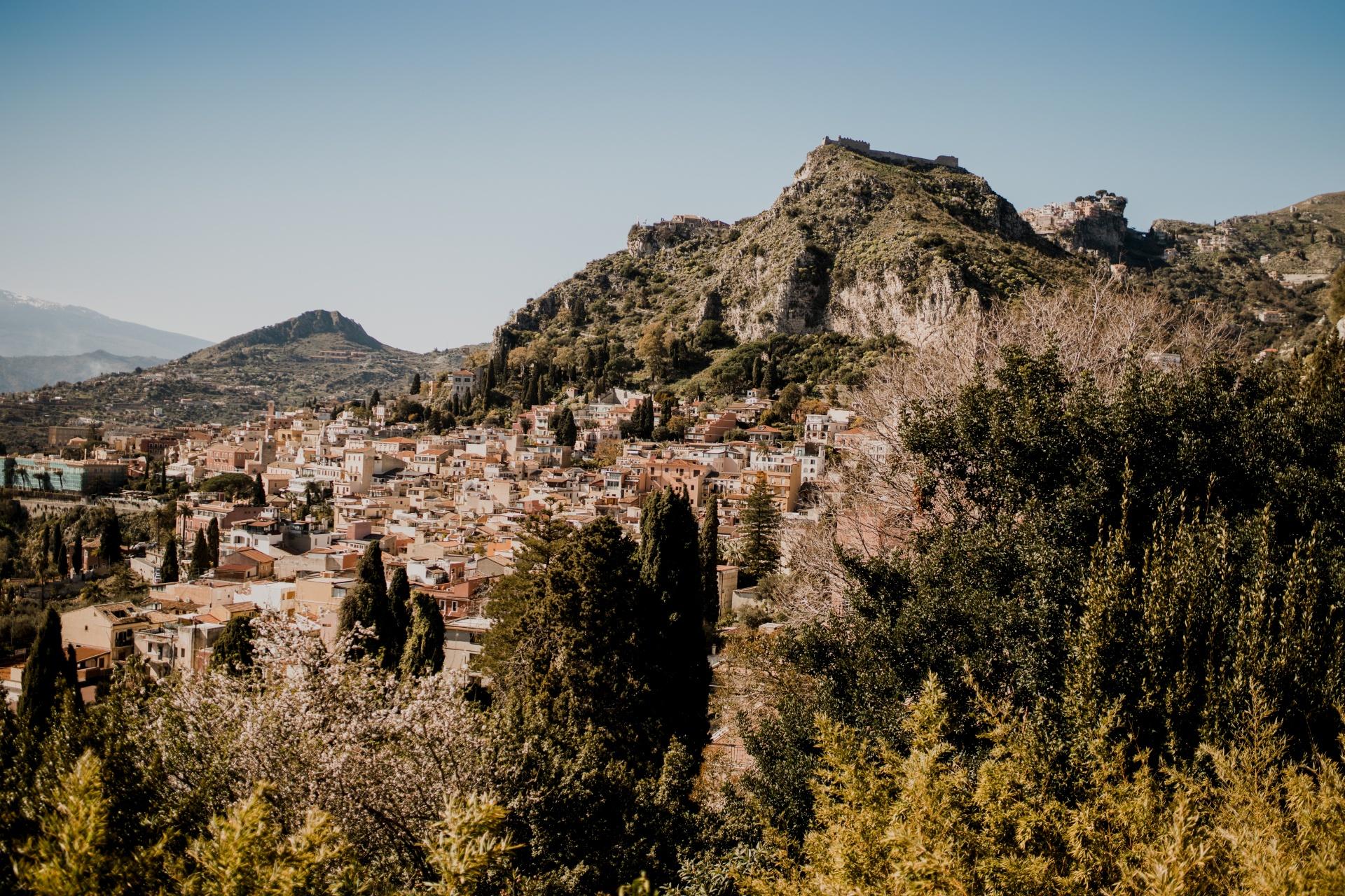 Zabytki w Taorminie