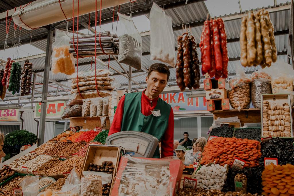 Bazar w Kaliningradzie, bazar kaliningrad
