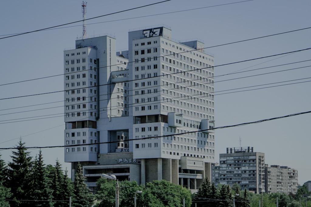 Dom Sowietów w Kaliningradzie