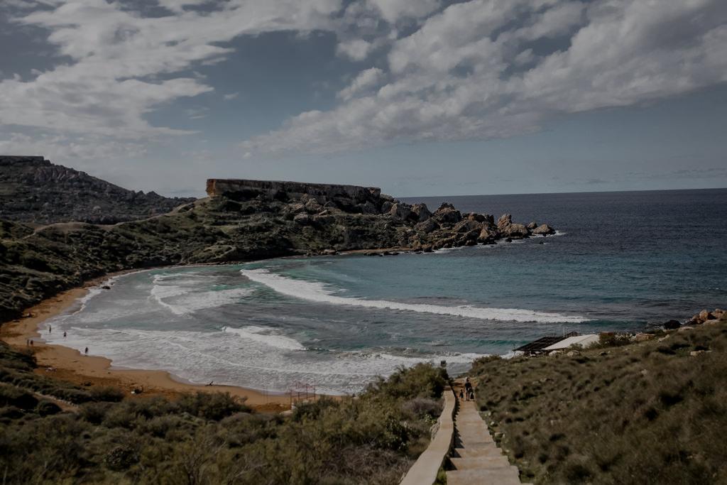 Ghajn Tuffieha - Malta