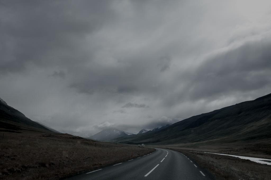 Islandia - drogi
