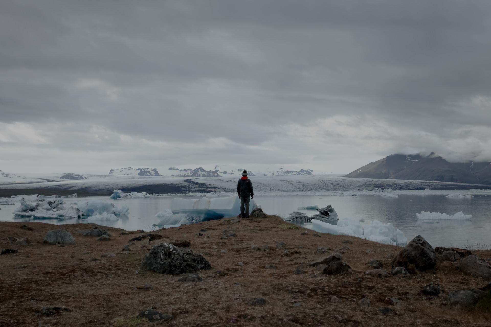 Jezioro lodowcowe Isladnia