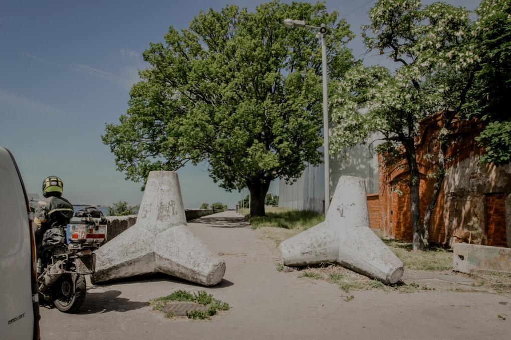 Kaliningrad - baza wojskowa w Bałtijsku