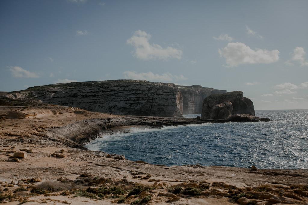 Krajobrazy Gozo