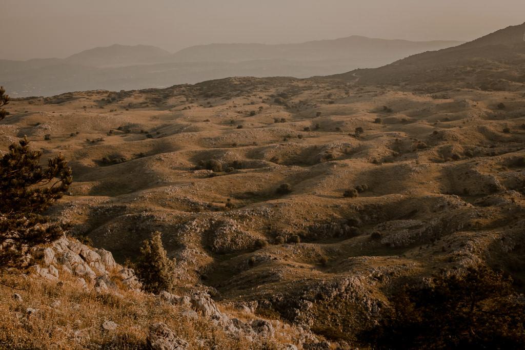 Góra Pantokrator. Atrakcje na wyspie Korfu w Grecji