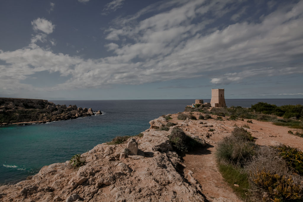 Malta - gdzie na plażę?